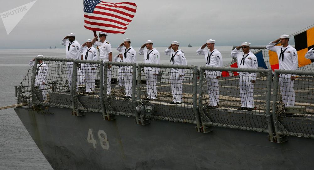 Američtí námořníci