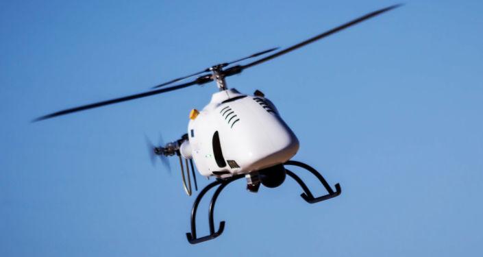 Bezpilotní vrtulník mBPV-37