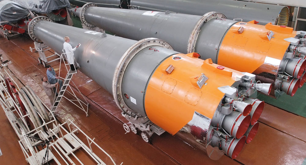 Nosné rakety Sojuz