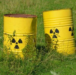 Sudy s radioaktivními látkami
