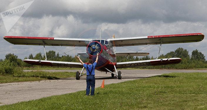 An-2 aircraft