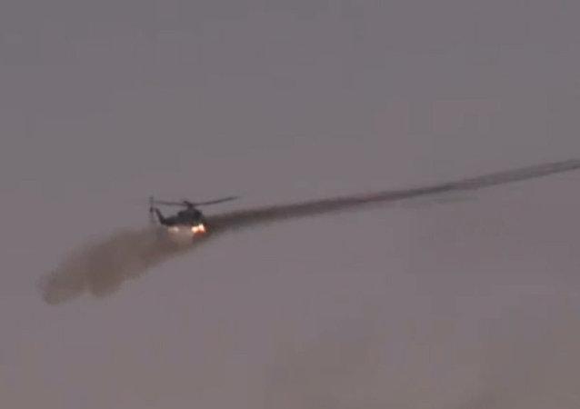 Syrská armáda postupuje k Dajr az-Zauru. Video