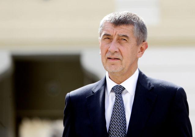 Bývalý ministr financí Andrej Babiš