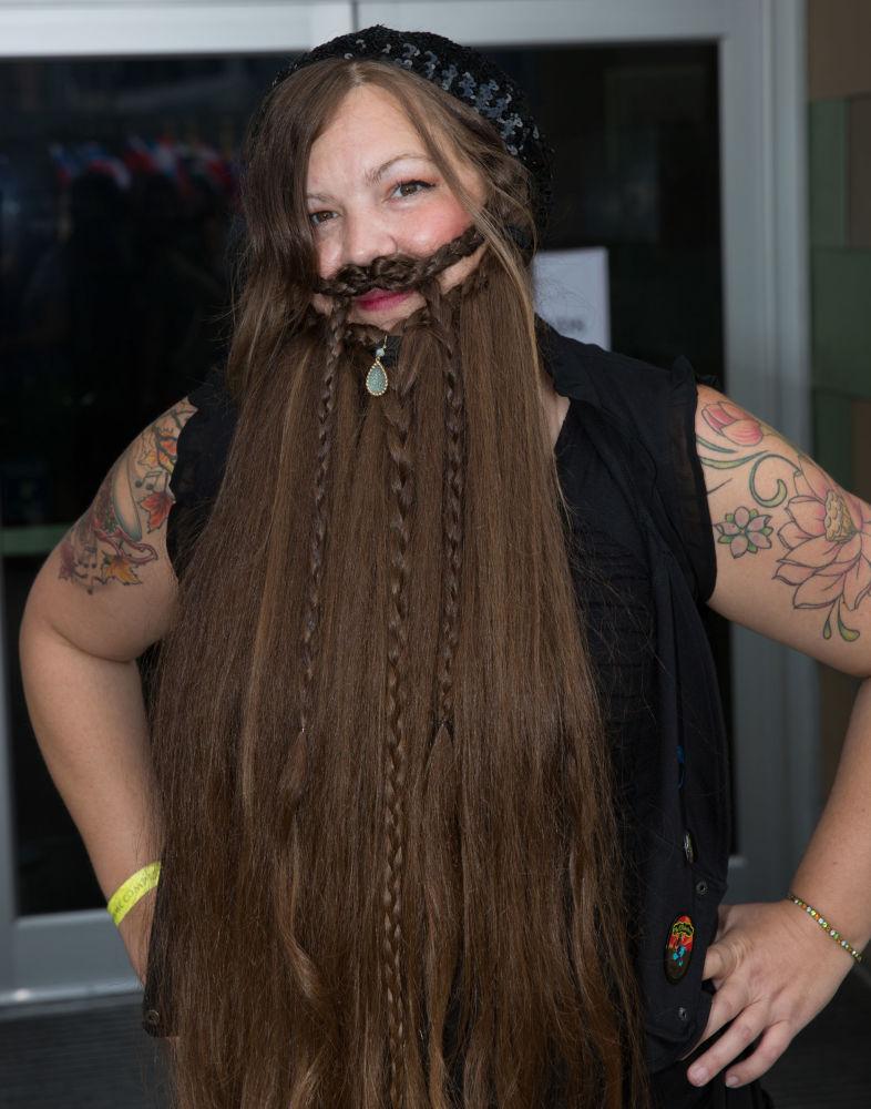 Mistrovství světa majitelů nejdůmyslnějších vousů a knírů