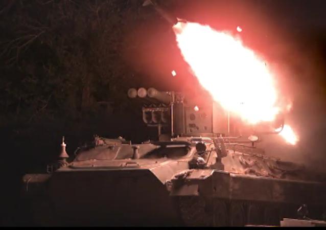 Práci nového ruského systému protivzdušné obrany ukázali na videu