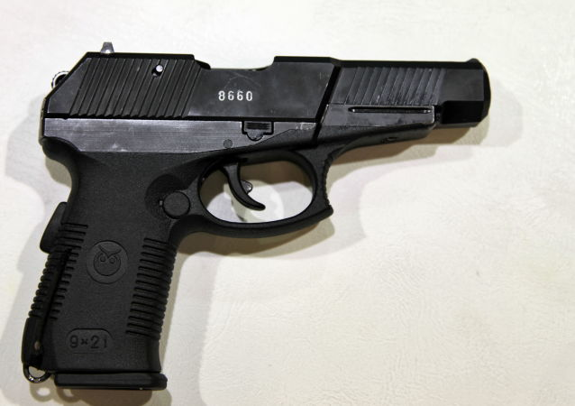 Pistole SR-1