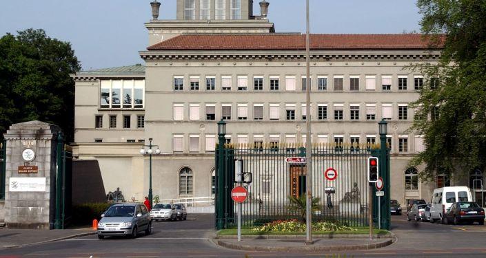 Štáb WTO v Ženevě