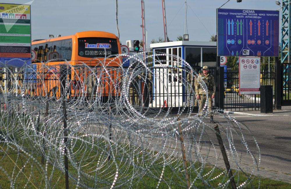 Michail Saakašvili prorazil ukrajinskou hranici