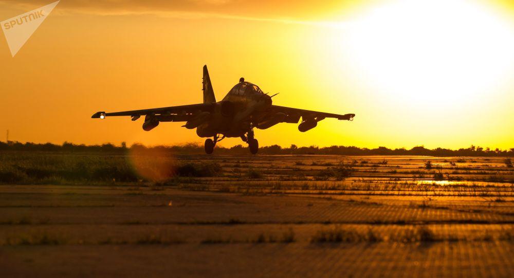 Ruský bitevní letoun