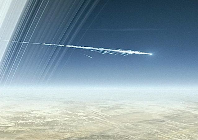 Poslední signál sondy Cassini