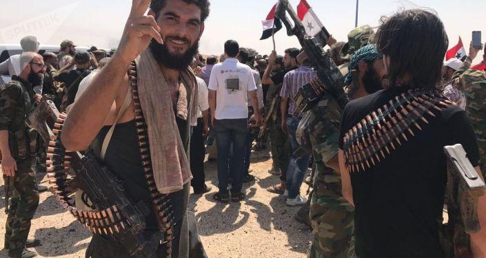 Syrská vojska