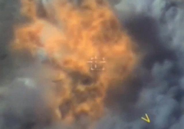 Útoky VKS RF v Idlibu