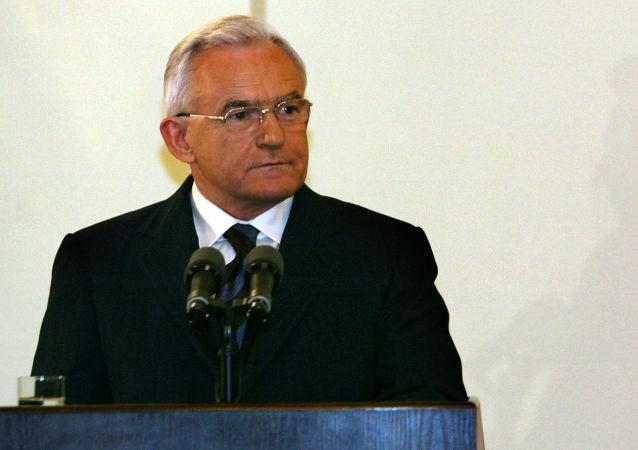 Bývalý polský premiér Leszek Miller