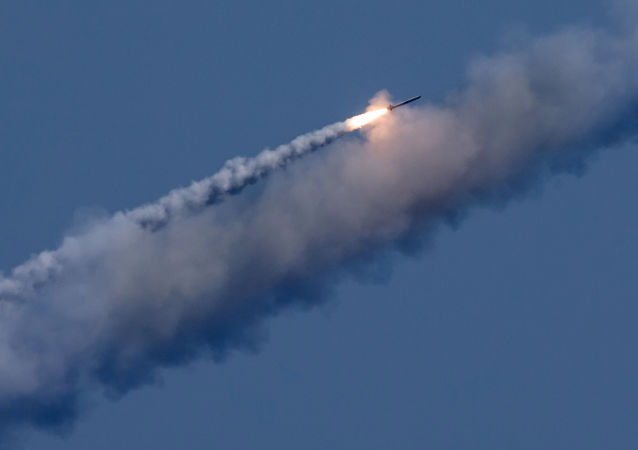 Odpálení Kalibrů na syrské teroristy