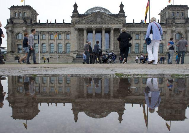 Bundestag, Berlín