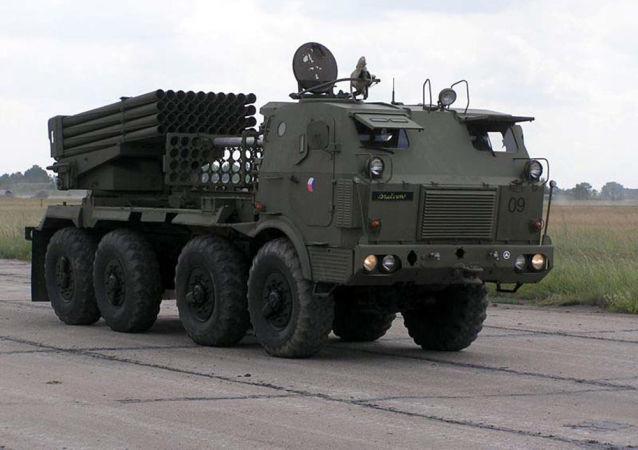 Raketomet RM-70