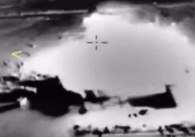 Likvidace polních velitelů an-Nusry ruským letectvem