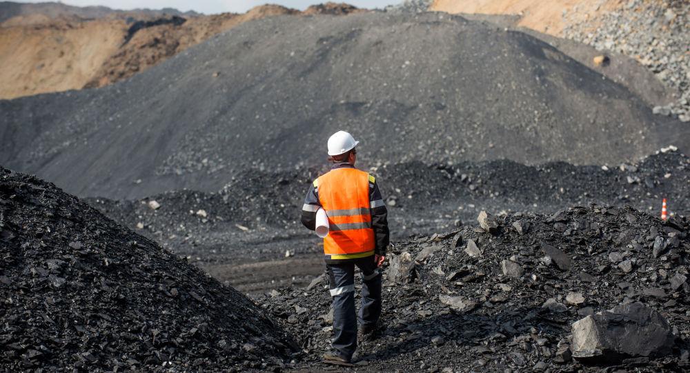 Naleziště uhlí