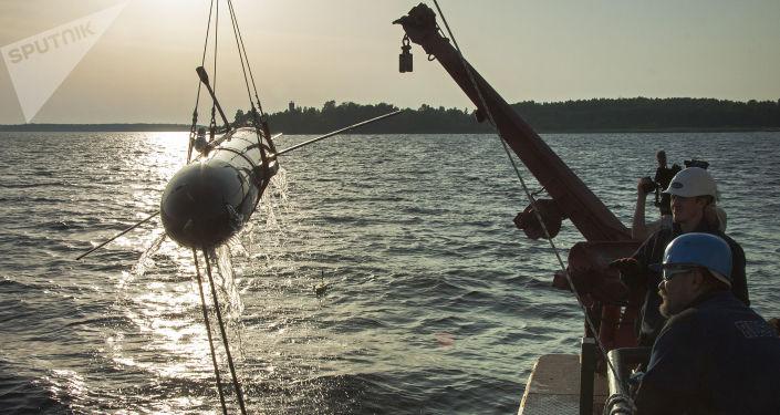 Zkoušky Mořského stínu