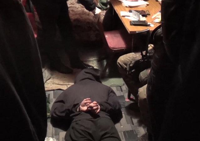 Federální služba bezpečnosti (FSB) odhalila hluboce utajenou buňku organizace Islámský stát