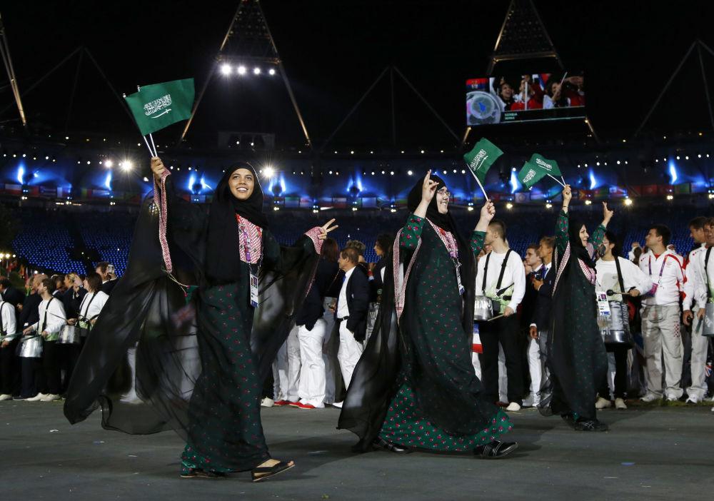 Co mohou dělat ženy v Saúdské Arábii