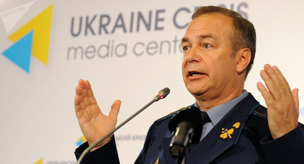 Ukrajinský generál Igor Romaněnko