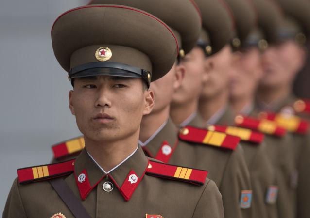 Severokorejští vojáci