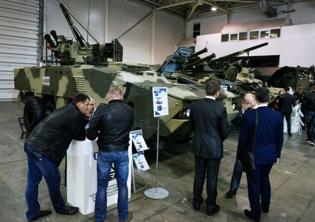 Výstava Zbraně a bezpečnost 2017 v Kyjievu