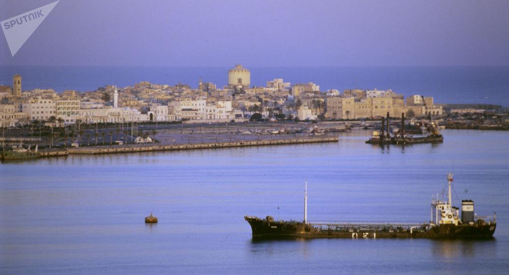 Libye. Tripolis
