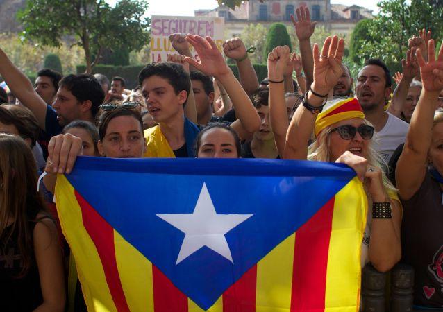 Mítink v Barceloně