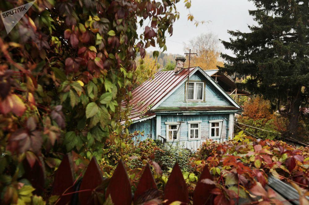 Soukromá vila v městě Ples