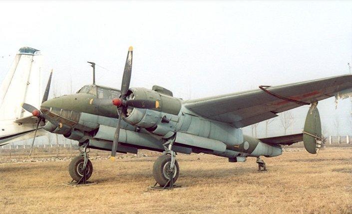 Bombardér Tu-2