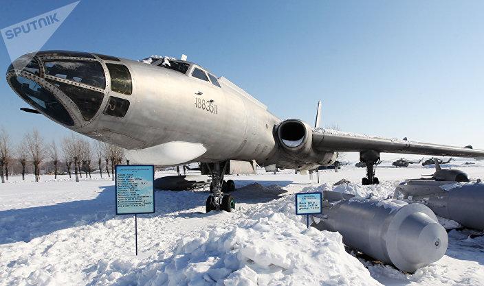 Bombardér Tu-16