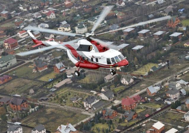 Vrtulník Mi-171А2