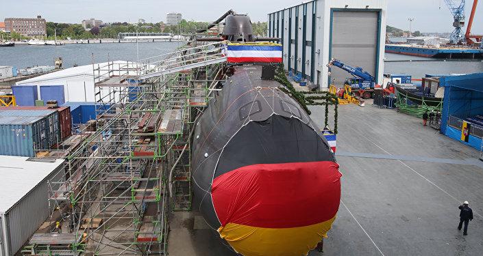 Německá ponorka