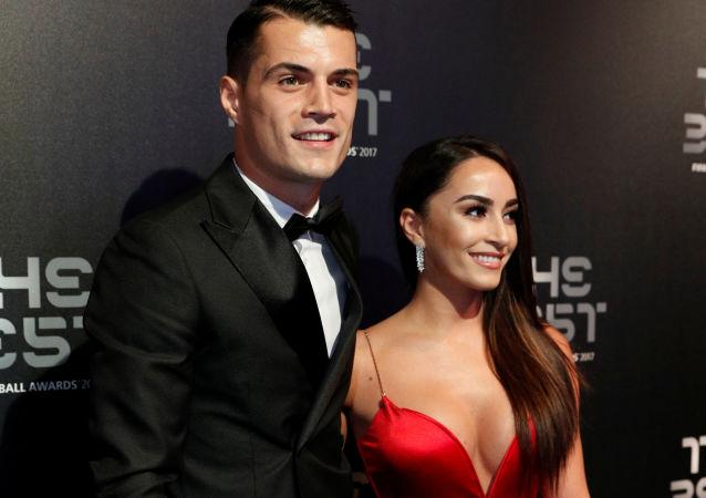 Sexy manželky známých fotbalistů