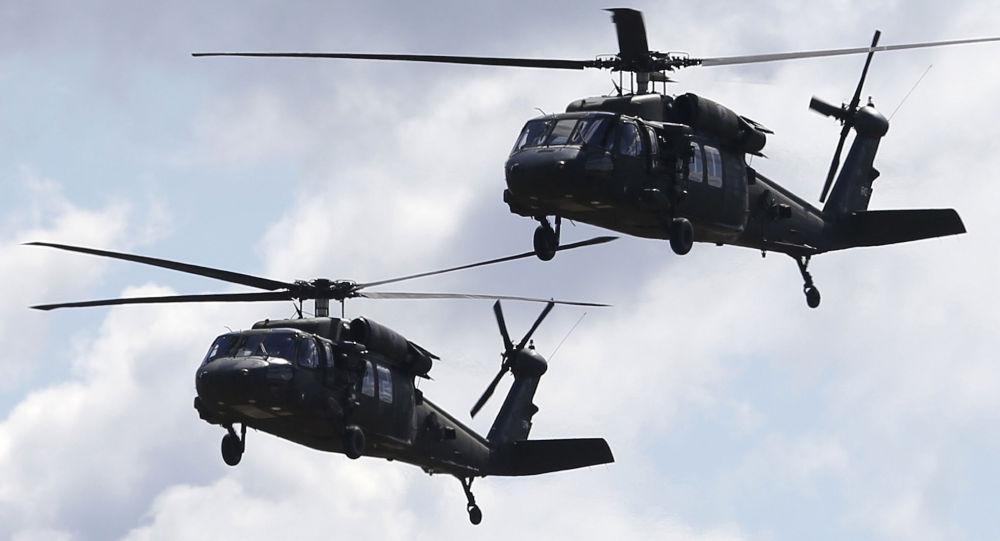 Vrtulníky NATO