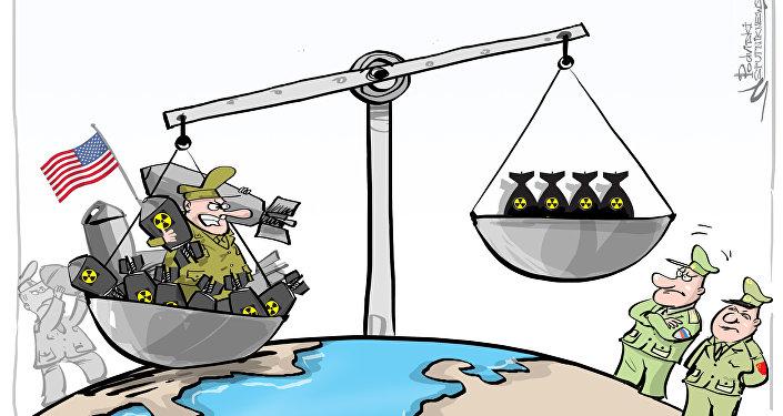 Jaderná rovnováha