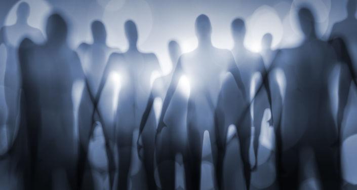 Siluety mimozemšťanů