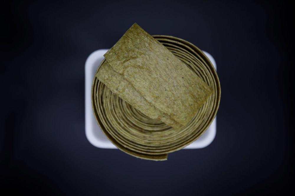 Severokorejské jídlo s názvem Injogogi.