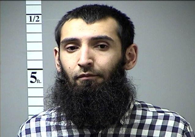 Terorista Sajfullo Saipov. Ilustrační foto