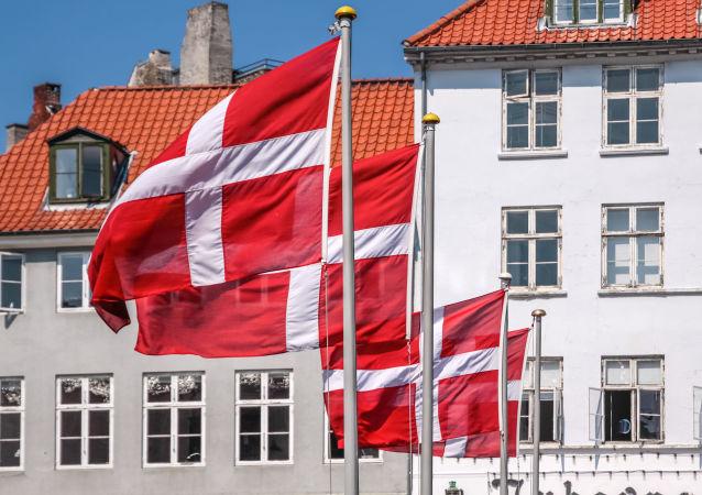 Dánská vlajka