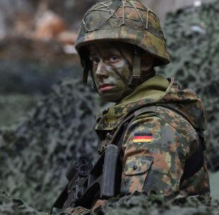 Německý voják