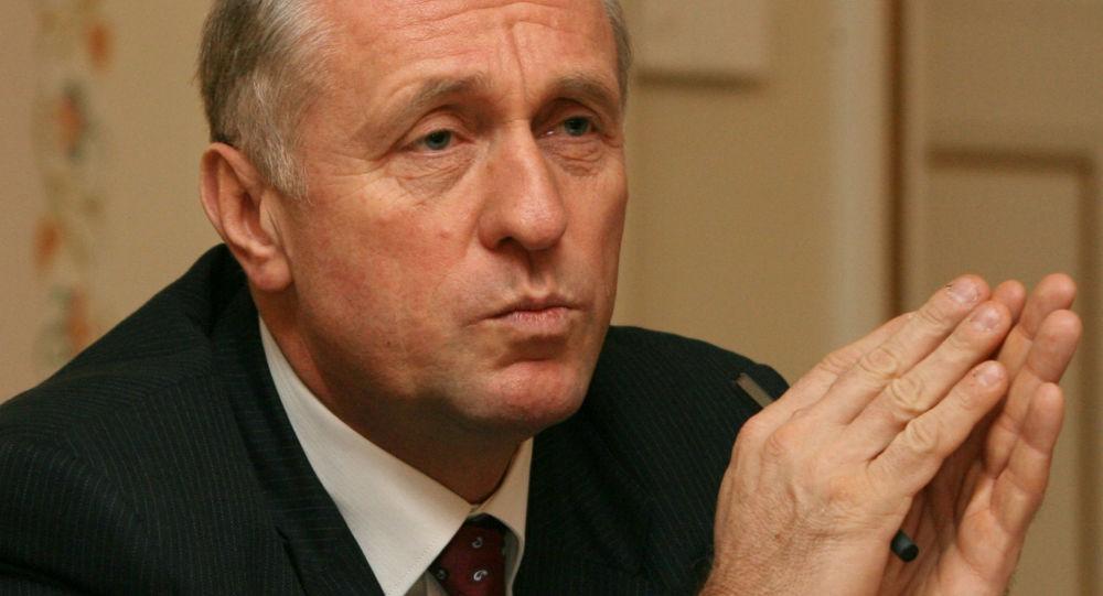 Bývalý český předseda vlády Mirek Topolánek