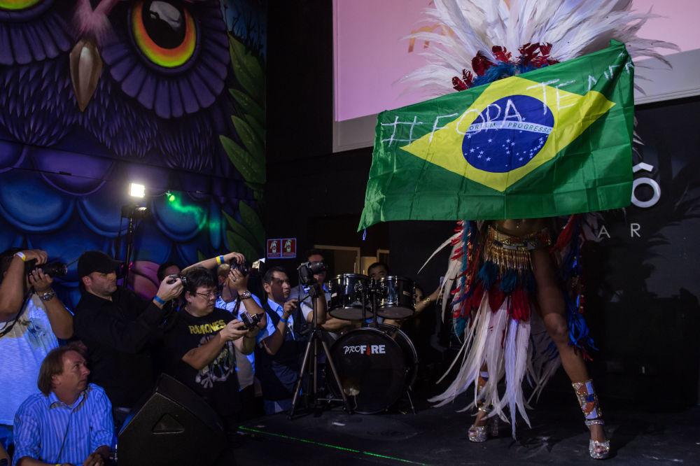 Miss Bum-Bum v Sao Paulu