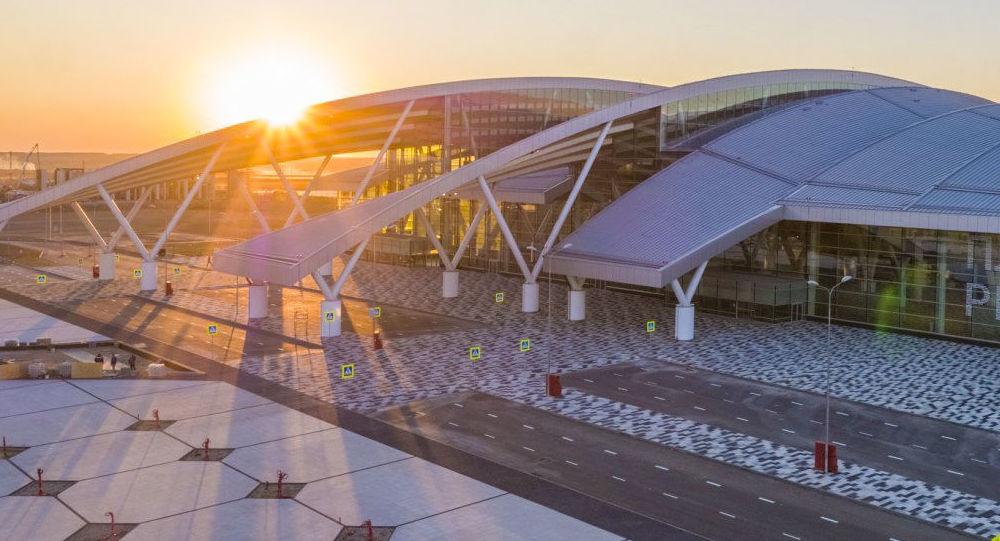 Mezinárodní letiště Platov v Rostovské oblasti