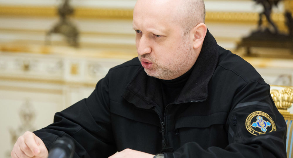Oleksandr Turčynov