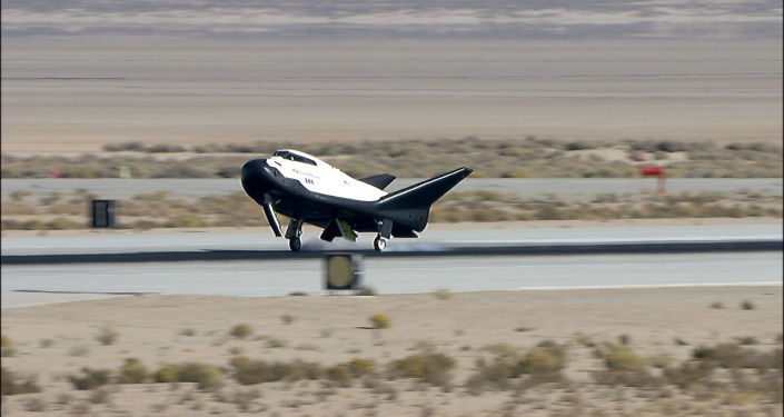 Test raketoplánu Dream Chaser