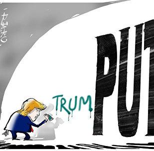 Strach a hrůza prezidenta Trumpa