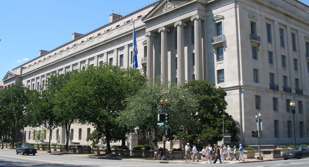 Ministerstvo spravedlnosti USA